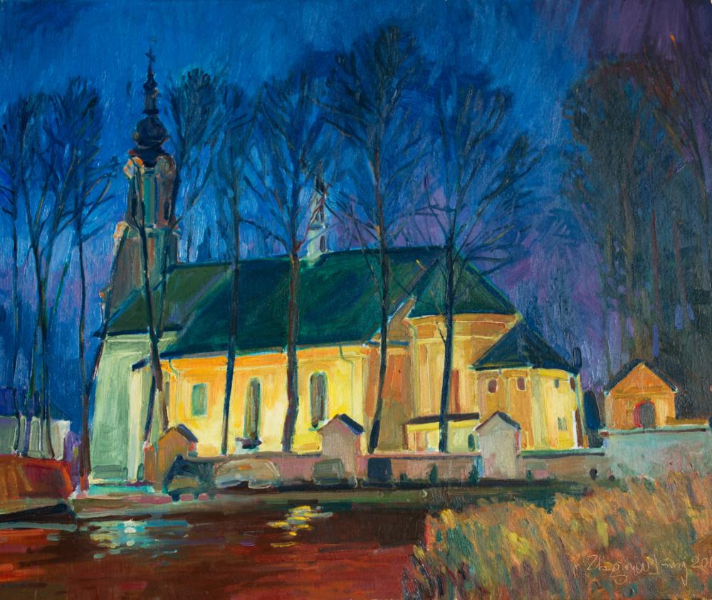 Kościół św. Macieja Andrychów