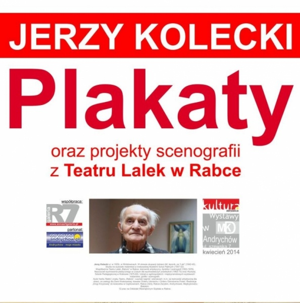 Wystawa MDK Andrychów_ plakat