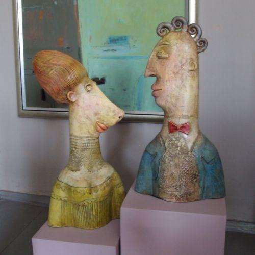 Ceramika Alex Johanson Galeria R7