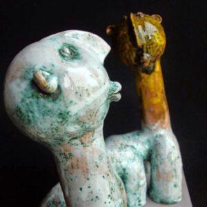 Zbigniew-Bury-zwidy-ceramika-rzeźba